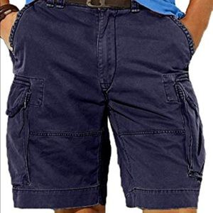 Polo By Ralph Lauren Men's Cargo Shorts Size 36